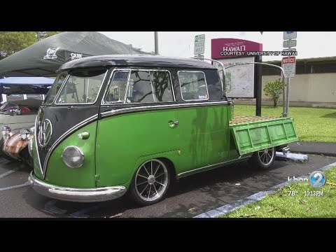 Hawaii Community College Auto Show
