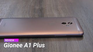 Gionee A1 Plus Review in Hindi - DUAL