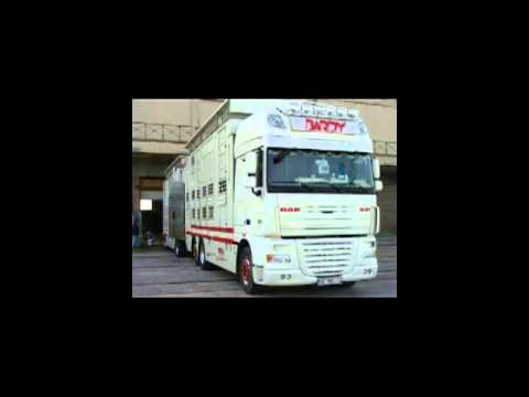 BARDY BRESSE TRANSPORT ANIMAUX (3) = Patron Voyou = Zone la Milleurs 71580 FRONTENAUD (Video 3/3)