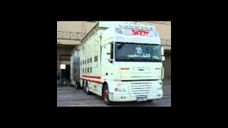 BARDY BRESSE TRANSPORT ANIMAUX (3) = Patron Voyou = Zone la Milleurs 71580 FRONTENAUD (Video 3/3)