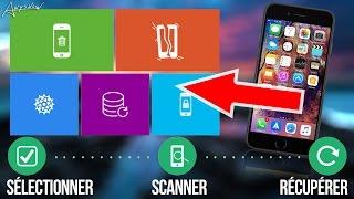 Récupérez vos fichiers supprimés ou perdus sur iPhone ! 🗑📲