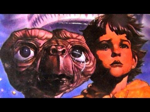 [Bierbaron Classic Review] EPISODE 14 - E.T. - Atari Games Teil 3 (Deutsch, German)