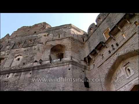 Fort of Ater in Bhind, Madhya Pradesh