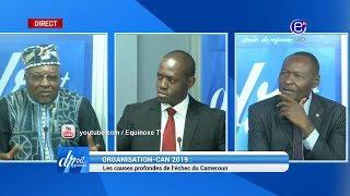 DROIT DE REPONSE (CAN 2019 : LES CAUSES PROFONDES DE L'ÉCHEC DU CAMEROUN )DU  02 DÉCEMBRE 2018