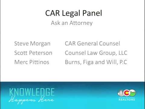 CAR Legal Panel