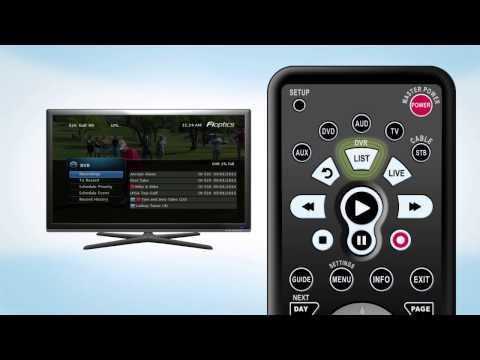 Controlling Fioptics TV with the Remote - Cincinnati Bell