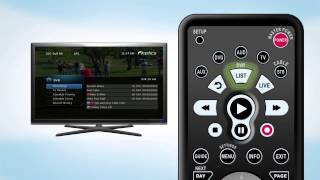 Controlling Fioptics TV with the Remote - Cincinnati Bell