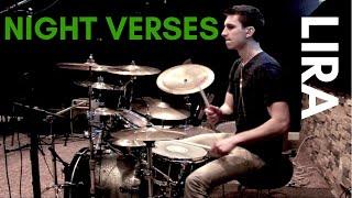 Night Verses   Lira   Drum Cover