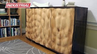 Water Cabinet Doors Cnc Project Using Spiral & Insert Straight Amana Tool Industrial Router Bits