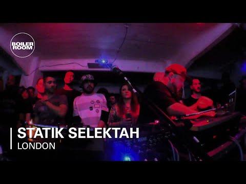 Statik Selektah Boiler Room London DJ Set