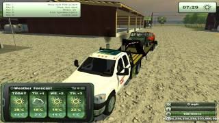 Farming Simulator 2013 - Hauling in Missouri