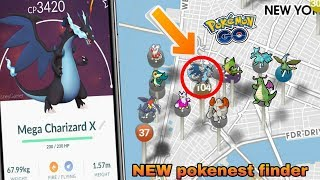 OMG ! NEW TRACKER FOR TRACK  POKEMON NEST IN POKEMON GO !