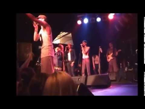 Journey to Jah (live) Gentleman, Daddy Rings, Fiahs and the Far East Band