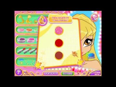 Игра Game Winx Винкс свидание Стеллы