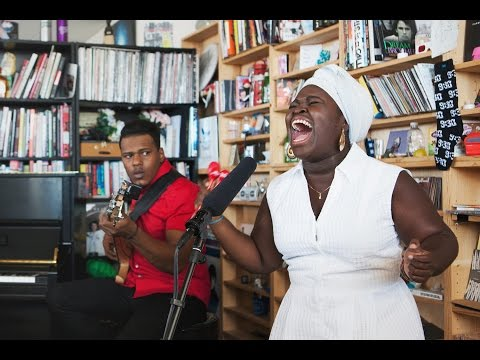 Daymé Arocena: NPR Music Tiny Desk Concert