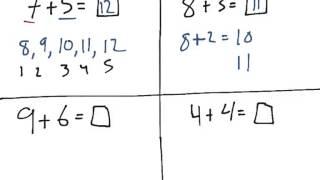 [1.OA.6-1.0] Add/Sub within 20 - Common Core Standard