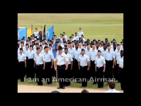 I  am an American Airman