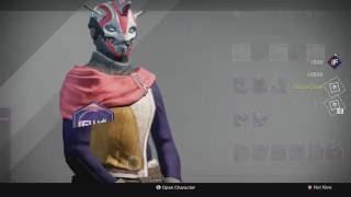 Destiny TTK FWC Chaos Cloak!!!