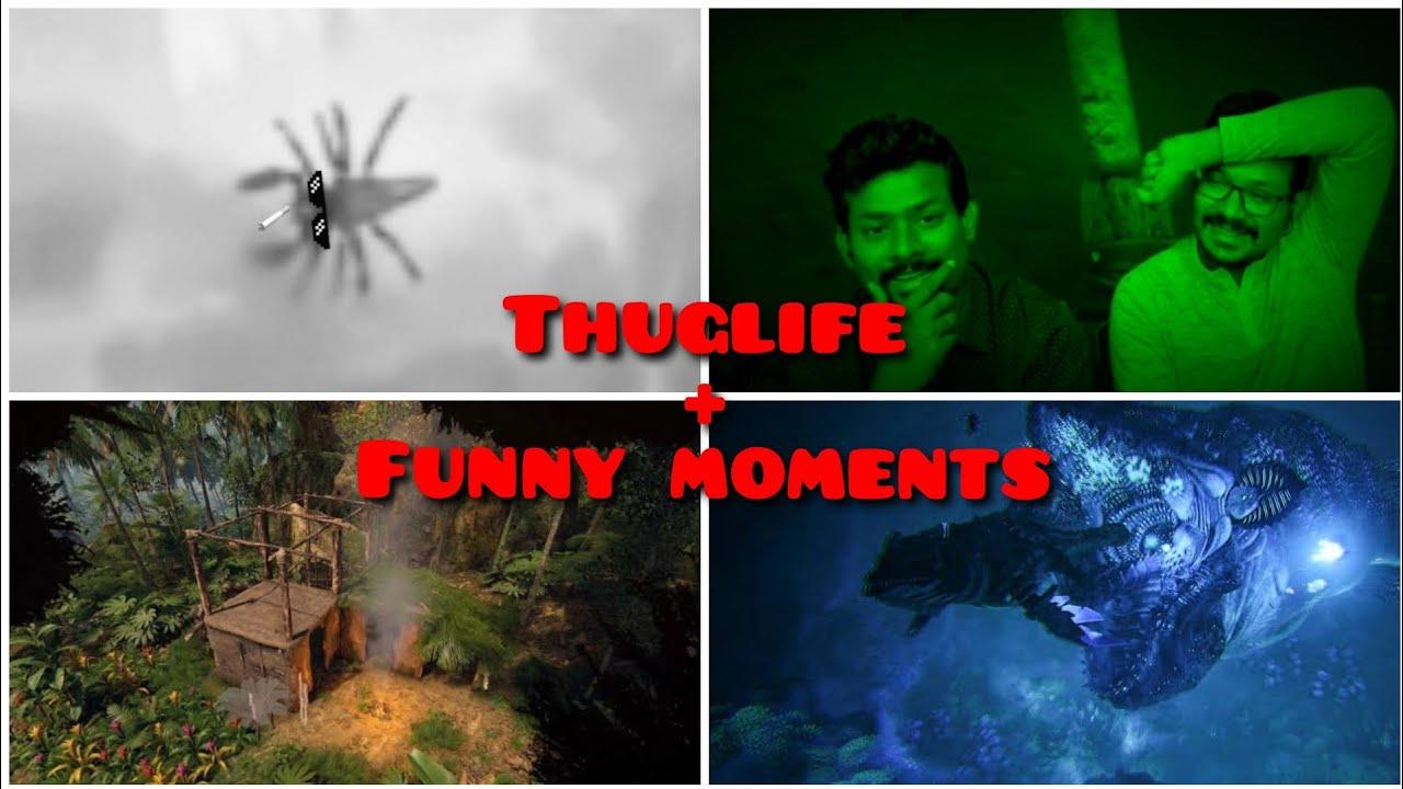 Tamil gaming thuglife and funny moments | Green Hell, Ark Genesis, naruto |#tamilgaming #funnymoment