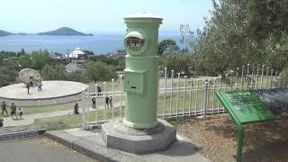 瀬戸内海沿岸の旅 5「小豆島オリーブ公園」2019
