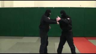 ОМОН. Видео рубрика по самообороне и боевому самбо. Урок 14.