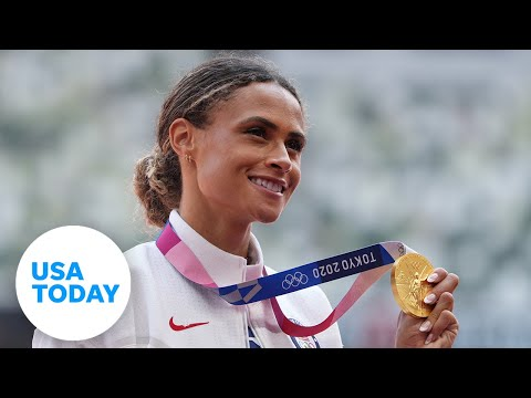 Sydney McLaughlin breaks own world record; Beach volleyball semis and USWNT on Thursday   USA TODAY