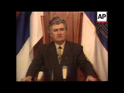 UN/BOSNIA: THREAT TO CLOSE SARAJEVO AIRPORT