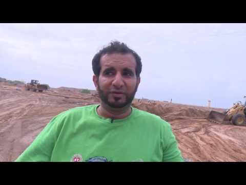 SEJS Djibouti : Préparatifs de la Super cross 17