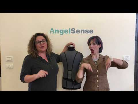 Wearing the AngelSense GPS Tracker Invite to Facebook Live