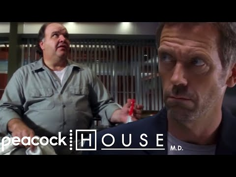 House Gives Janitor A Promotion | House M.D.