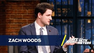 Zach Woods Is More Famous Than Broadway Grinch