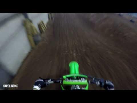 HMX GoPro | Casey Hultgren - Cedar Lake Arena (Open Practice - 12/3/16) | HardlineMX