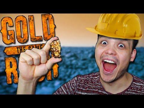 ZENGİN OLDUM, YOUTUBE BIRAKIYORUM // Gold Rush #3