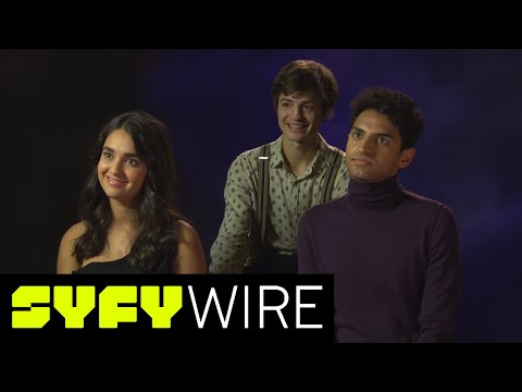 Miracle Workers Cast On Their First Geeky Loves | SYFY WIRE