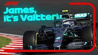 Mercedes Celebrations, Verstappen's Frustration And The Best Team Radio | 2019 Japanese Grand Prix