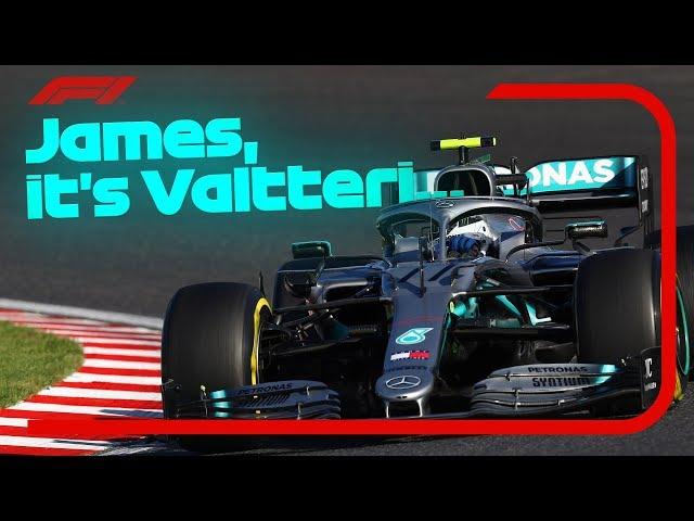 Mercedes Celebrations, Verstappen's Frustration And The Best Team Radio | 2019 Japanese Grand Prix
