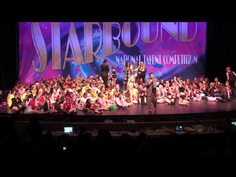 Award Ceremony Starbound 12 May 2012