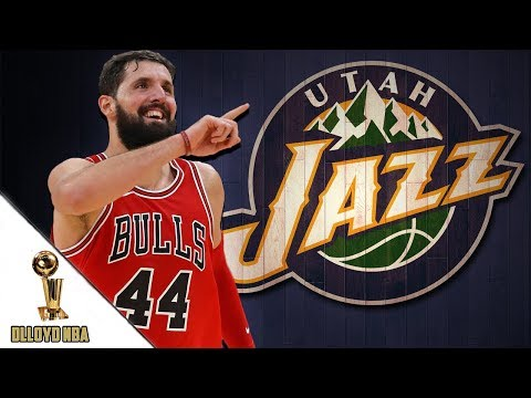 Utah Jazz Favorites To Trade For Nikola Mirotic!!! Would Nikola Mirotic Help The Jazz? | NBA News