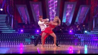 Jennie Garth and Derek Hough - Encore Mambo from the season 5 finale show