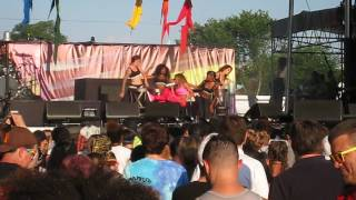 Company - Tinashe - Capital Pride Festival 2017