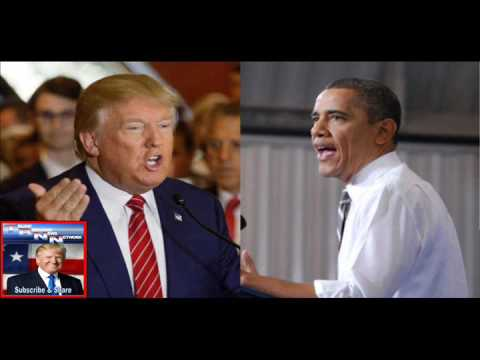Trump Just CALLED OBAMA OUT On Sabotaging Presidential Transition!