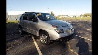 2005 Pontiac Aztek Rally|Walk Around Video|In Depth Review|Test Drive