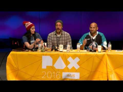 Warframe @ PAX Australia 2016 -  Panel