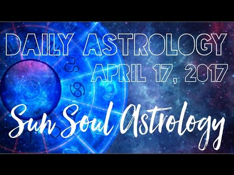 Daily Quantum Astrology April 17 2017 Cosmic Support Is Here!!!