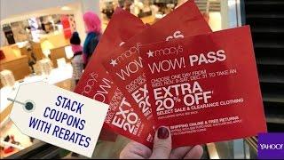 5 shopping hacks at Macy's, Gap and Kohl's