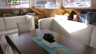 Inside Charter Yacht  Moonstone - Sailing Catamaran Moonstone - Sailing BVI
