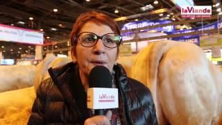 Marie -Jo Beauchamp, éleveuse bovins ovins 03 - élevage et environnement