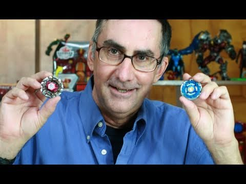Beyblades Metal Fusion Toys Review Fighting Tops Unboxing