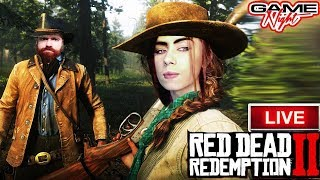 🔴 Game Of Thrones S08e05 Reaction Andamp Read Dead Redemption Ii Live Gameplay - Ps4