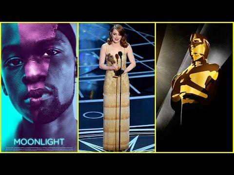 Watch the Oscar Winners 2017   89th Academy Awards